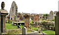 J5074 : Ruined church, Movilla Abbey, Newtownards (1) by Albert Bridge