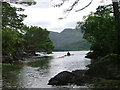 NM7091 : Eilean Ghibbi by Mick Garratt