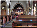 SP2872 : Church of St Nicholas (interior) by David Dixon