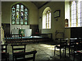 SO4465 : Inside St.Michael &amp; All Angels church (2) by Dave Croker