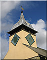 SO4465 : St.Michael &amp; All Angels church tower by Dave Croker