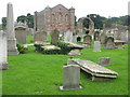NT9065 : Coldingham Priory by M J Richardson