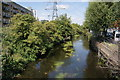 TQ2671 : The River Wandle by Bill Boaden