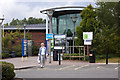 SJ8930 : Stafford Services by Ian Greig