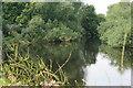 SJ4055 : The Meandering River Dee by Jeff Buck