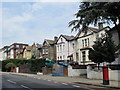 TQ2484 : Shoot-up Hill, NW2 (2) by Mike Quinn