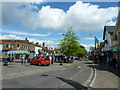 TQ2636 : August 2011 in Crawley's historic High Street (d) by Basher Eyre