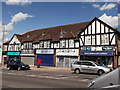 TQ4371 : Shops on White Horse Hill by David Anstiss