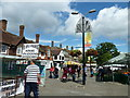 TQ2636 : August 2011 in Crawley's historic High Street (i) by Basher Eyre