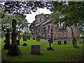 SJ9250 : St Chad's Parish Church, Bagnall by William Starkey