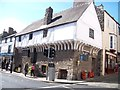 SH7877 : Medieval merchant's house in the High Street Conwy by Raymond Knapman