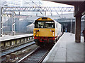 SP0786 : Class 58 at Birmingham New St Station, 1985 by Rob Newman