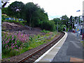 NS2071 : Inverkip railway station by Thomas Nugent