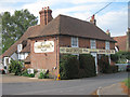 TQ9656 : The Carpenters Arms, Eastling by Oast House Archive