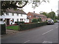 SK8572 : Main Street, Thorney by Jonathan Thacker
