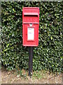 TM3175 : Bell Green Postbox by Adrian Cable