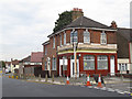 TQ4484 : Closed pub by Stephen Craven