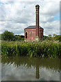SK5979 : Bracebridge Sewage Pumping Station by Richard Croft