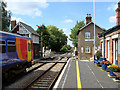 TF1443 : Heckington Station by John Lucas