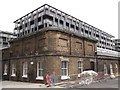 TQ4379 : Building 10 External Wall, Royal Arsenal by David Anstiss