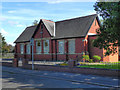 SD4228 : Holy Family Catholic Church, Freckleton & Warton by David Dixon
