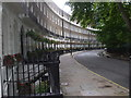 TQ2982 : Cartwright Gdns, London, looking north by John Lord