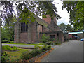 SJ8985 : St Michael's Parish Church, Bramhall by David Dixon