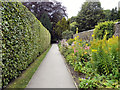 SJ8886 : Bramall Hall Garden by David Dixon