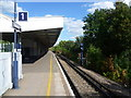 TQ3576 : Nunhead station by Ian Yarham