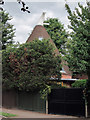 TQ4268 : Oast House, St Georges Road, Bromley by Oast House Archive
