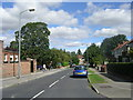 SE6251 : Millfield Lane - Hull Road by Betty Longbottom