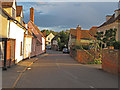 TL9836 : Looking south along Polstead Street by Roger Jones