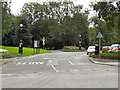 SJ8099 : Buile Hill Park, Eccles Old Road Entrance by David Dixon