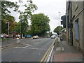 SE2039 : New Road Side - from Rawdon Cross Roads by Betty Longbottom