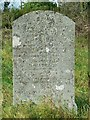 ST9648 : Webley gravestone, St Giles' Church, Imber by Brian Robert Marshall