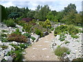 TQ4752 : The Rock Garden at Emmetts by Ian Yarham