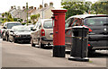 J5975 : Pillar box, Millisle by Albert Bridge