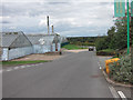 TQ4870 : Greenhouses at Ruxley Manor Garden Centre by Oast House Archive