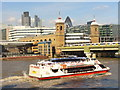 TQ3280 : City Cruises, London by Colin Smith
