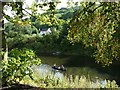 SJ6603 : River Severn, Ironbridge by Robin Drayton