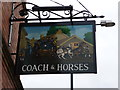 SJ7998 : The Coach & Horses public house by Ian S