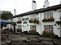 SJ8492 : The Red Lion on Wilmslow Road by Ian S