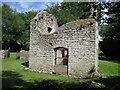 ST6364 : Ruined Building at Woollard Tannery by James Ayres