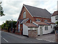SK6836 : Cropwell Butler Methodist Chapel by Alan Murray-Rust