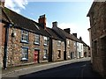 ST5445 : South Street, Wells by Derek Harper