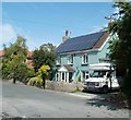 ST4266 : Solar panels, Horsecastle Farm Road, Yatton by John Grayson