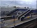 TQ2288 : Platforms at Hendon station by David Howard