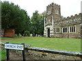 SP9832 : Church End- St. John the Baptist, Eversholt: September 2011 by Basher Eyre