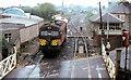 C8532 : Weed spraying train, Coleraine by Albert Bridge