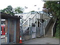 TL4601 : One station, two bridges, Epping by Malc McDonald